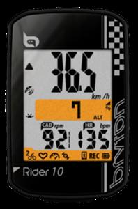 COMPUTER BRYTON RIDER 10E GPS COMPUTER BICICLETA-                    KILBRYRID10EGPS
