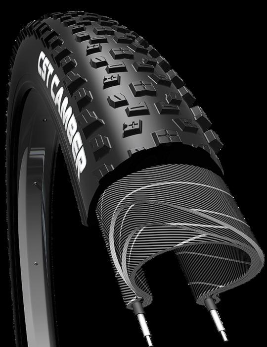 "<p><strong>O anvelopa pentru bicicleta</strong> bine aleasa ofera stabilitate bicicletei indiferent de traseul care urmeaza sa fie parcurs.</p><p><strong>Anvelopa pentru bicicleta</strong> are cateva marimi obligatorii : diametrul anvelopei si grosimea anvelopei . Pentru acelasi diametru corespund diferite grosimi ale anvelopei , dar importante in alegerea grosimii sunt celelalte accesorii ( de exemplu aparatorile de noroi ).</p><p><strong>Anvelopa folding CST pentru bicicleta mtb</strong> cu marimea rotii de 26"" si grosimea de 2,25. Marimea in mm care corespunde acestei anvelope este de 62-559.&nbsp;</p><p><strong>Anvelopa kevlar pentru bicicleta, de la CST Camber</strong> 26X2.25 model C1671.</p><div><strong>EPS - EXCEPTIONAL PUNCTURE SAFETY</strong></div><div>Anvelopele la care s-a aplicat tehnologia&nbsp;EPS au un strat extra de poly-fiber (material&nbsp;patentat) ce asigura o protectie suplimentara.&nbsp;Acest strat extra dens si ultrausor previne&nbsp;penetrarea de catre obiecte contondente (spin,&nbsp;ciob) a straturilor anvelopei.</div><p><strong>Compozitie:</strong> Dual compound</p><div><strong>Tehnologie:</strong> EPS</div><div>&nbsp;</div><div><strong>Max PSI:</strong> 65</div>"