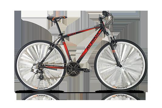 """Cauti o <strong><em>bicicleta usoara</em></strong> pentru putina miscare, putin sport si de ce nu multa distractie?</p><p>In magazinul de biciclete <a href=""""http://www.douaroti.ro/bicicleta-biciclete-mtb-de-munte-oras-fitnes-fullsuspension-hardtail-aluminiu-bmx-dama-femei-vintage-retro/douaroti.ro"""" target=""""_blank"""">douaroti.ro</a>&nbsp;la categoria <strong>bicicleta cross</strong> veti gasi <strong>biciclete</strong> cu diametrul rotii mai mare decat <strong>bicicletele de munte</strong> , anvelope mai inguste dar cramponate si pentru a obtine o greutate cat mai mica aceste biciclete au mai putine &nbsp;accesorii adica nu sunt echipate cu <strong><em>aparatori de noroi</em> </strong>sau <strong><em>sistem de iluminat.</em></strong></p><p>Aceasta <strong>bicicleta</strong> este destinata parcurgerii distantelor mai lungi , cu viteza mare pentru orice tip de teren : asfalt sau off road.&nbsp;</p><p>Cadrele de <strong><em>bicicleta cross</em></strong> au o geometrie astfel construita incat sa va ofere confort maxim si sa nu va simtiti obositi pe trasee lungi. Este important sa va alegeti cadrul potrivit inaltimii si nu in ultimul rand culoarea potrivita stilului dumneavoastra pentru a va simti cool si trendy.</p><p>Bicicleta touring Alpina Eco C20 este echipata cu urmatoarele componente:</p><p><strong>Cadru:</strong> KELLYS Aluminum 6061 alloy</p><p><strong>Furca:</strong> SR SUNTOUR M3010 63mm, coil spring</p><p><strong>Angrenaj:</strong>&nbsp;PROWHEEL (48x38x28)</p><p><strong>Manete schimbator:</strong> SHIMANO ST-EF51-7 EZ-fire Plus</p><p><strong>Schimbator spate:</strong> SHIMANO Altus M310</p><p><strong>Frane:</strong> APSE Artek V-brake</p><p><strong>Butuci:</strong> alloy (32 holes)</p><p><strong>Janta:</strong> KELLYS Draft 622x19 (32 holes / eyelets)</p><p><strong>Anvelope:</strong> INNOVA 40-622 700x38C</p><p>Garantie 2 ani in magazinele Doua Roti."""