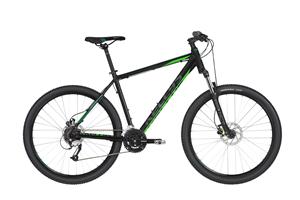 BICICLETA DE MUNTE 27.5 KELLYS MADMAN 50 BLACK GREEN M 2019-                       B275KEL19MAD50BGM