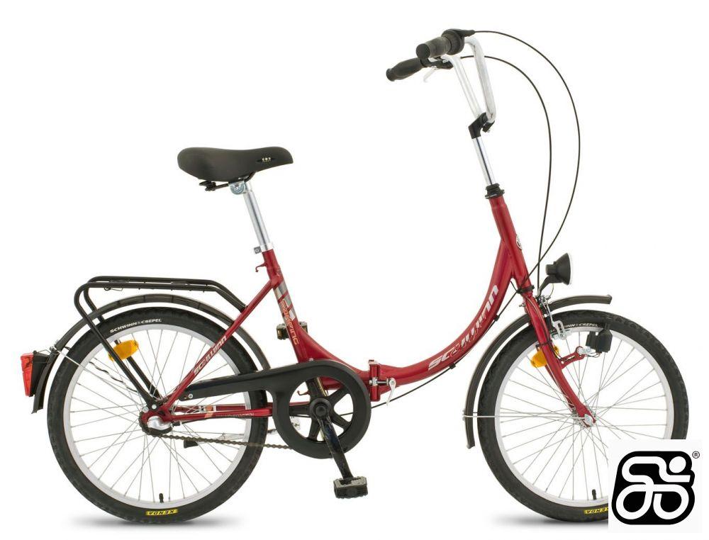 """<em><strong>Bicicleta de oras</strong></em>, Schiwnn- Csepel Camping, o bicicleta ideala pentru plimbare in oras. Rotile de numai 20"""" face din aceasta bicicleta una usor de pedalat si extrem de manevrabila printre obstacolele din parcuri.</p><p><em><strong>City bike de dama</strong></em> cu un ghidon inalt care confera o pozitie foarte comoda pe bicicleta si 3 viteze in butuc care ajuta la urcarea unor pante usoare.</p><p>Bicicleta de dama cu 2 ani garantie in magazinele Doua Roti, echipata cu urmatoarele componente:</p><p>Cadru: otel, rabatabil</p><p>Furca: otel</p><p>Monobloc: 119/122 cm</p><p>Angrenaj:Büchel, 46T , 170 mm, 3/32""""</p><p>Frana fata:Saccon """"V"""" , aluminiu, 110 mm</p><p>Maneta frana: Saccon</p><p>Pipa: clasica de 150 mm</p><p>Set cuveta:Cartridge 1"""" cu filet</p><p>Ghidon:Saten, 600x70 mm</p><p>Viteza: 3 interne</p><p>Tija sa : 250 mm</p><p>Sa:Selle Royal 8072DC cu gel si arcuri</p><p>Butuc fata:Joytech JY-433</p><p>Butuc spate: Shimano Nexus 3</p><p>Jenti:Beretta P24, 20x1,75</p><p>Anvelope: Kenda K198</p><p>Far:Büchel </p><p>Stop:Büchel pentru dinam, 6 V, 0,6 W</p><p>Aparatori noroi:Büchel Röder</p><p>Portbagaj:M.Factory</p><p></p><p></p><p></p><p>"""