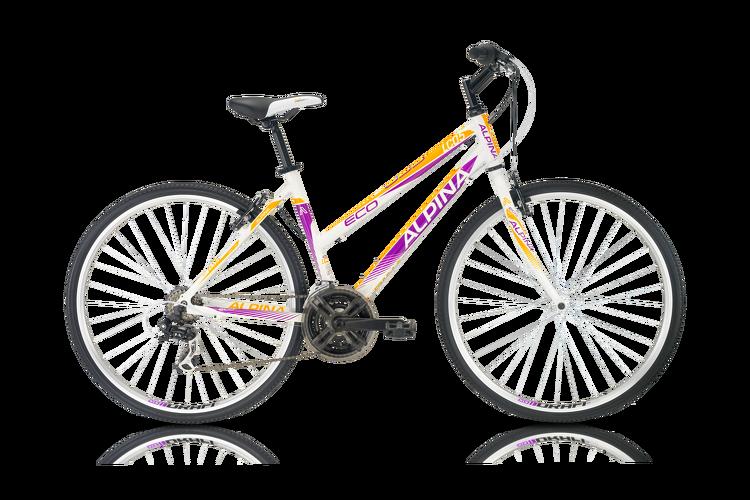 """<p>Cauti o <strong><em>bicicleta usoara</em></strong> pentru putina miscare, putin sport si de ce nu multa distractie?</p><p>In magazinul de biciclete <a href=""""http://www.douaroti.ro/bicicleta-biciclete-mtb-de-munte-oras-fitnes-fullsuspension-hardtail-aluminiu-bmx-dama-femei-vintage-retro/douaroti.ro"""" target=""""_blank"""">douaroti.ro</a>la categoria <strong>bicicleta cross</strong> veti gasi <strong>biciclete</strong> cu diametrul rotii mai mare decat <strong>bicicletele de munte</strong> , anvelope mai inguste dar cramponate si pentru a obtine o greutate cat mai mica aceste biciclete au mai putine accesorii adica nu sunt echipate cu <strong><em>aparatori de noroi</em> </strong>sau <strong><em>sistem de iluminat.</em></strong></p><p>Aceasta <strong>bicicleta</strong> este destinata parcurgerii distantelor mai lungi , cu viteza mare pentru orice tip de teren : asfalt sau off road.</p><p>Cadrele de <strong><em>bicicleta cross</em></strong> au o geometrie astfel construita incat sa va ofere confort maxim si sa nu va simtiti obositi pe trasee lungi. Este important sa va alegeti cadrul potrivit inaltimii si nu in ultimul rand culoarea potrivita stilului dumneavoastra pentru a va simti cool si trendy.</p><p>Bicicleta Alpina Eco LC 05 este o bicicleta de dama construita cu urmatoarele componente:</p><table class=""""product-specification""""><tbody><tr><th>frame</th><td class=""""picture""""><img src=""""http://images.kellys-bicycles.com/bikes-frame.gif"""" alt="""" """" width=""""15"""" /></td><td>KELLYS Aluminum 6061 alloy lady`s</td></tr><tr><th>frame size</th><td class=""""picture""""><img src=""""http://images.kellys-bicycles.com/bikes-frame-size.gif"""" alt="""" """" width=""""15"""" /></td><td>457mm (18"""")</td></tr><tr><th>fork</th><td class=""""picture""""><img src=""""http://images.kellys-bicycles.com/bikes-fork.gif"""" alt="""" """" width=""""15"""" /></td><td>hi-ten unicrown</td></tr><tr><th>head parts</th><td class=""""picture""""><img src=""""http://images.kellys-bicycles.com/bikes-head-parts.gif"""" alt="""" """" width=""""15"""" /></td><td>threaded</td></tr><tr><t"""
