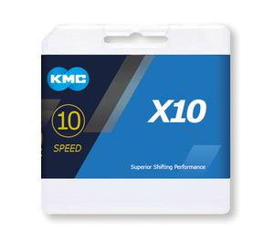 LANT KMC X10 SILVER-                            LANKMCX10SIL