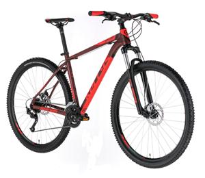 BICICLETA  DE MUNTE KELLYS SPIDER 10 RED M 29 DE 2020-                       B29KEL20SPI10REDM