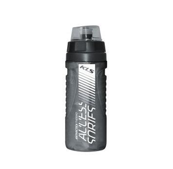 <strong>Bidonas de la Kellys, model KLS Antarctita, thermo,</strong> recomandat pentru zilele geroase de iarna pentru a tine bautura calda, sau pentru zilele toride de vara pentru a mentine bautura rece.</p><p><strong>Bidonasul are design original creat de KLS,</strong> perete dublu cu fanta de aer si folie de aluminiu speciala . Bidonul Antarctita este moale, rezistent, usor de folosit si are o izolatie care pastreaza bautura rece sau calda.</p><p><strong>Dopul pentru gura</strong> este larg si fabricat din cauciuc. Bidonul are &nbsp;capac de protectie, este usor de folosit, nu necesita forta la deschidere, se curata usor, se poate folosi pentru orice lichid negazos cu temperatura maxima de 60 grade C.</p><p><strong>Volum:</strong> 0.5 L</p><p><strong>Inainte de utilizare</strong> va recomandam sa curatati &nbsp;bidonul cu apa calda.&nbsp;
