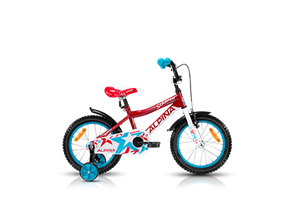 BICICLETA DE COPII ALPINA STARTER RED-B16ALPSTARED
