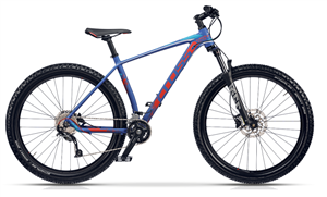 "BICICLETA CROSS X-TEND PLUS 27.5"" MTB-                        B275CROXTEP19145"