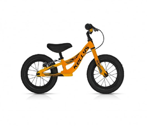 BICICLETA COPII KELLYS KITE RACE NEON ORANGE CU MANETA FRANA-B12KELKITRACNOMFR