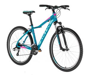 BICICLETA DE MUNTE KELLYS VANITY 20 BONDI BLUE XS 26 DE 2020-                       B26KEL20VAN20BBXS