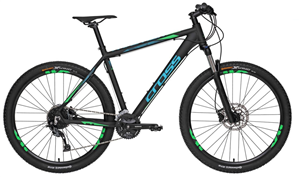 "BICICLETA CROSS TRACTION SL9 DE 27.5"" MTB-                      B275CROTRASL919162"