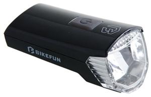 FAR BIKEFUN RAY 1 LED INCARCARE USB JY 7017-                          FARBFRAYJY7017