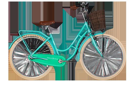 "<strong><em>Bicicleta de oras, usoara</em>,</strong>cu cadru de aluminiu,<strong>Kellys Arwen Dutch</strong>, cu un design deosebit.</p><p><strong>Citybike</strong>echipat cu cos pe fata, recomandat pentru doamne si domnisoare dornice de plimbari in aer liber, comod, pe o bicicleta de dama special construita pentru corpul feminin.</p><p><strong>Bicicleta femei</strong>cu schimbator in butuc, o combinatie deosebita de culori, cu 2 ani garantie in magazinele Doua Roti, echipata cu urmatoarele componente:</p><p><strong>Cadru:</strong>Kellys Dutch - Aluminum alloy 28""</p><p><strong>Furca:</strong>unicrown steel (threaded steerer)</p><p><strong>Pedalier:</strong>PROWHEEL (36) - length 170mm</p><p><strong>Maneta schimbator:</strong>SHIMANO Nexus SL-3S42E Revoshift</p><p><strong>Frane:</strong>APSE Artek V-brake / SHIMANO coaster brake</p><p><strong>Anvelope:</strong>Mitas Cityhopper 52-622 (28x2.0) ReflectiveLine"